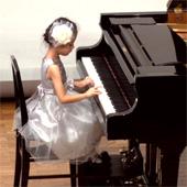 ピアノ教室発表会2016年子どもピアノソロ