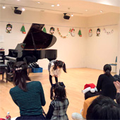 クリスマス会ピアノソロ2