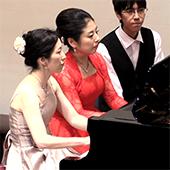 足立区小台ピアノ教室講師演奏