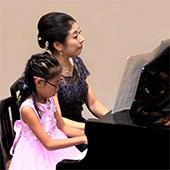 足立区小台ピアノ教室子どもピアノソロ9