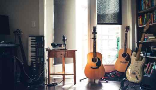 プロミュージシャン62名の使用ギターを調べて分析してみた
