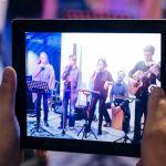 Let's go, iMovie! Kreative Musikvideos & Tutorials selbst erstellen mithilfe der kostenlosen App iMovie (iOS)