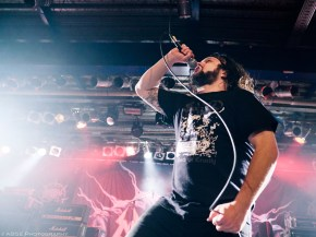 Municipal Waste, Persistence Tour, Backstage Werk, Munich, Germany, January 21st 2019 © Alexis Buquet – ABSE Photography. All rights reserved. Please do not use this photo on websites, blogs or any other media without my explicit permission.