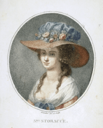 Figure 2. Portrait of Nancy Storace (1788)