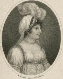 Figure 3. Portrait of Elizabeth Billington (1801)