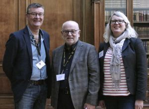 Musicians' Union officers at the Working in Music conference. Photo by Chris Adams