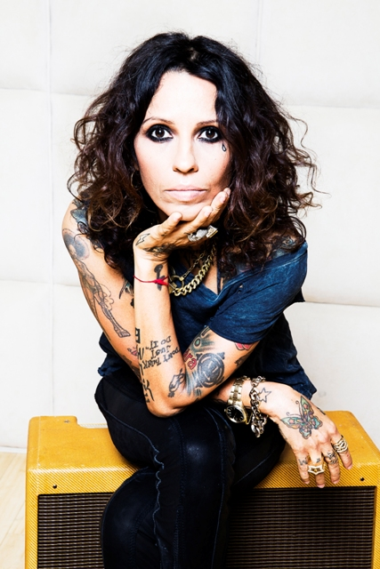 QA with SingerSongwriter Record Producer LINDA PERRY