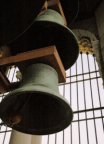 Carillon Bells inside Sather Tower