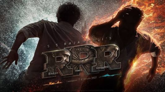 RRR Jr. NTR film in tamil