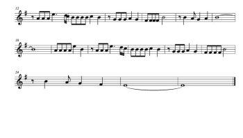 Despacito Violin Sheet Music Free Sheet Music