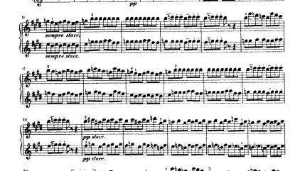 Beethoven Symphony 3 Scherzo Violin Audition Excerpt   Free