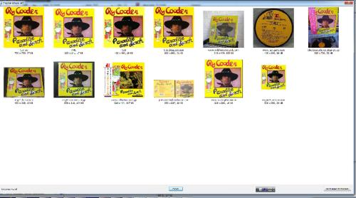dBpoweramp CD Ripper アートワークの選択