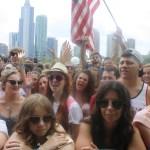 Crowd at Icona Pop/Photo: Christian Holub