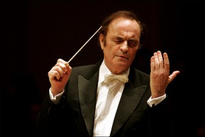 Conductor Charles Dutoit