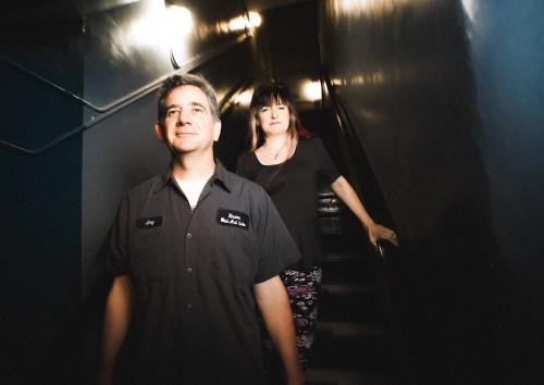 Rob Miller and Nan Warshaw /Photo: Joe Mazza/Brave Lux