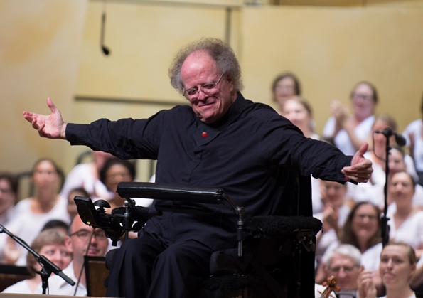 Con Brio: Culpability in the Fall of James Levine, Chicago-made Cultural Icon