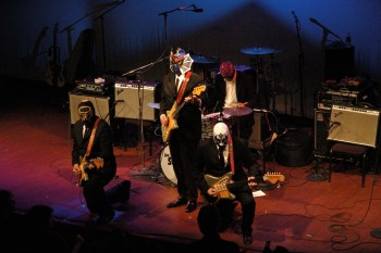 Heavyweights: A Preview of Nick Lowe with Los Straitjackets at Fitzgerald's