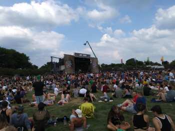 Struggling Against the Heat, Finding the Chill: Lollapalooza Day Three