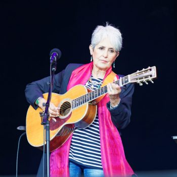 Hail and Farewell: Joan Baez Takes a Final Bow