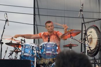 Lucky and Well-Deserving Man: A Preview of Carl Palmer's ELP Legacy at Reggies Rock Club