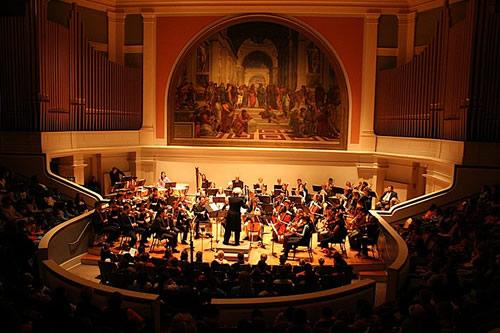 Charlottesville Symphony at the University of Virginia  musicvirginiaedu