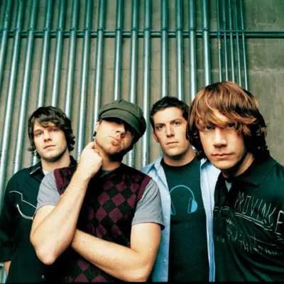 Última formação da banda em 2007