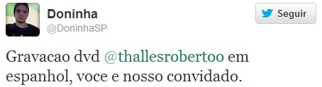 twitter doninha