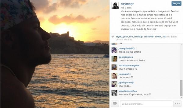 neymar-instagram-anderson freire