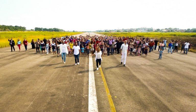 FAMILIA DEUS BAIXAR FERIDA SARANDO A MINISTERIO TERRA DA