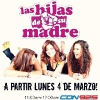 Las Hijas De Su Madre es nuevo programa radial de CDN Radio 92.5FM, conducen Tania Báez e hijas Techy y Karla Fatule