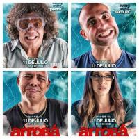 José María Cabral estrenará película dominicana Arrobá, es comedia ciencia ficción y estará en cines 11 de junio