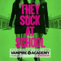 Imágenes film Vampire Academy, acción juvenil con Zoey Deutch y Olga Kurylenko