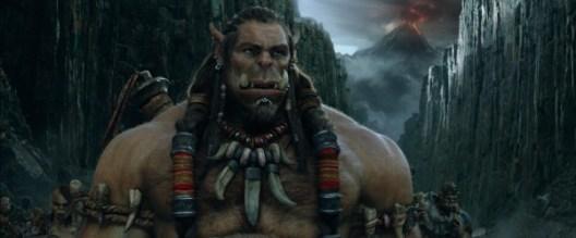 """Daniel Wu como Gul'dan en """"Warcraft""""."""