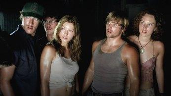 "Escena de ""The Texas Chainsaw Massacre"" (2003)."
