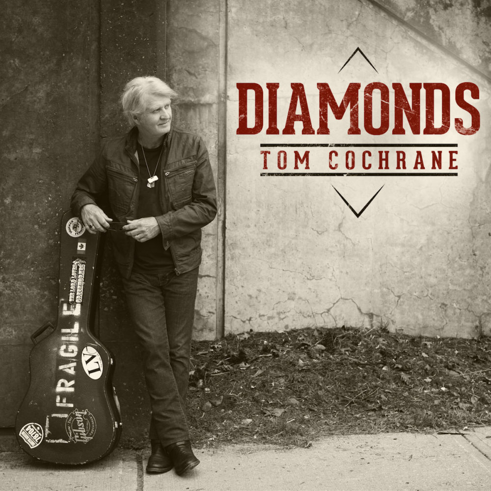 Back in the Game: an interview with Canadian Music icon Tom Cochrane