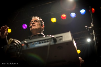 Neal Morse (Neal Morse Band Montreal February 25 2015 - Photo by Jean-Frederic Vachon)