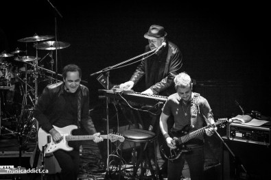 The Neal Morse Band (Neal Morse Band Montreal February 25 2015 - Photo by Jean-Frederic Vachon)