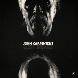 """John Carpenter - Lost Themes"" by Source (WP:NFCC#4). Licensed under Fair use via Wikipedia - http://en.wikipedia.org/wiki/File:John_Carpenter_-_Lost_Themes.jpg#mediaviewer/File:John_Carpenter_-_Lost_Themes.jpg"