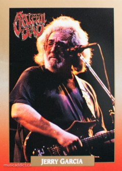 Jerry Garcia sticks out like a sore thumb in this collection.