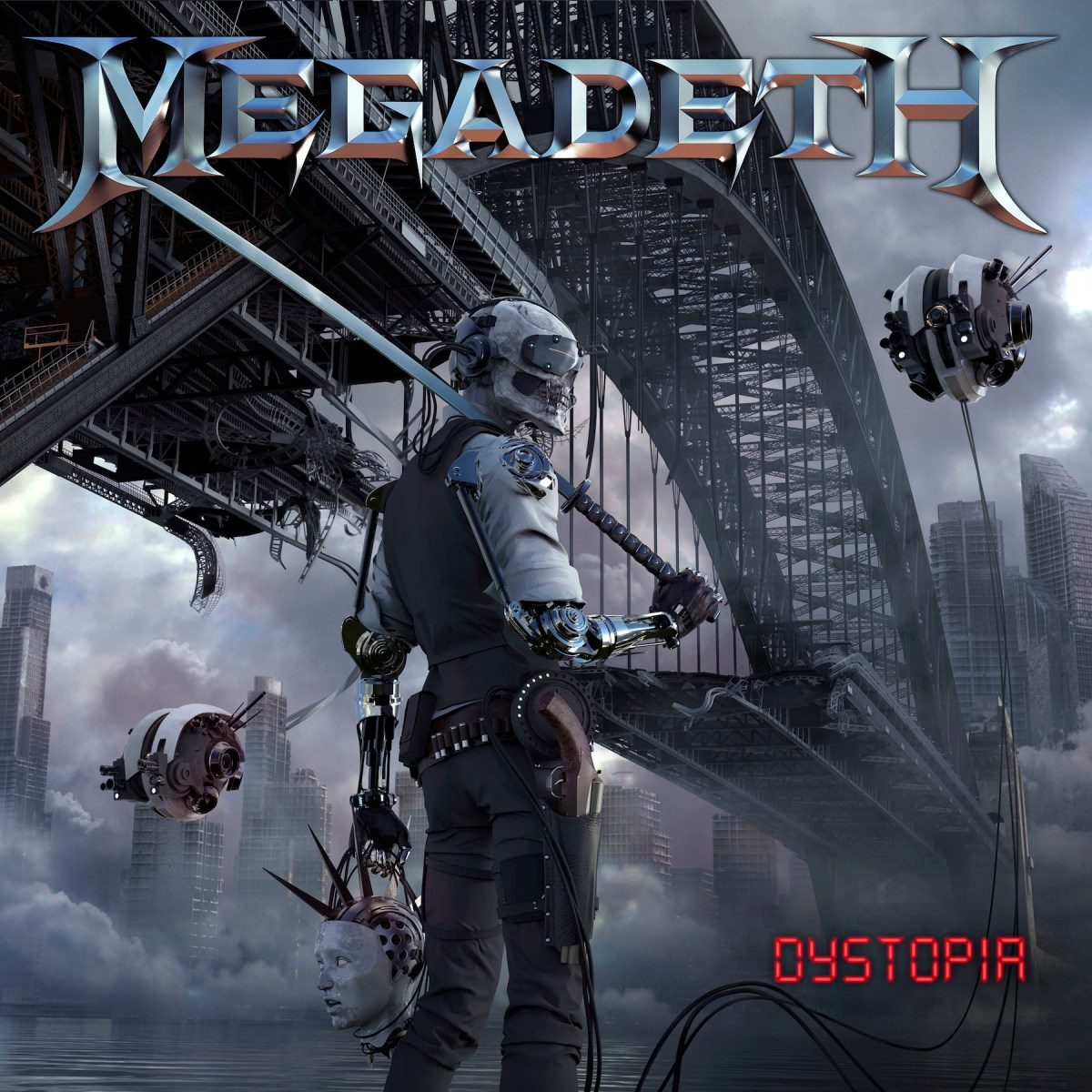 Album review: Megadeth - Dystopia