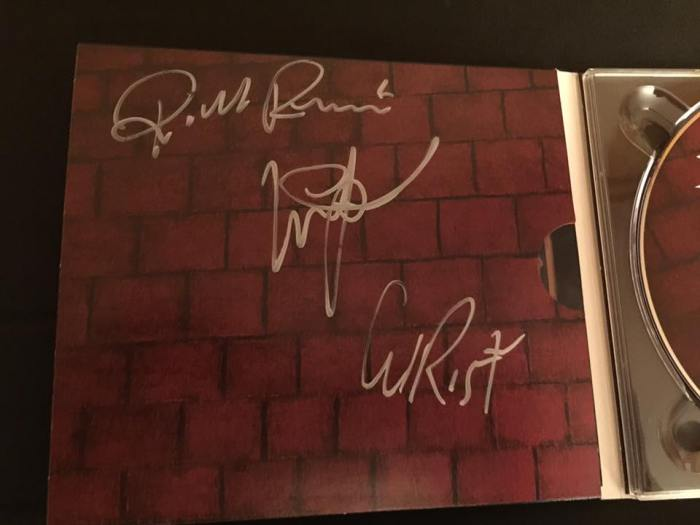 Anvil is Anvil autographed