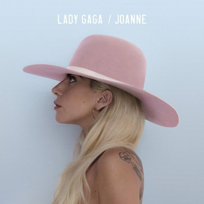 Lady Gaga Joanne cover