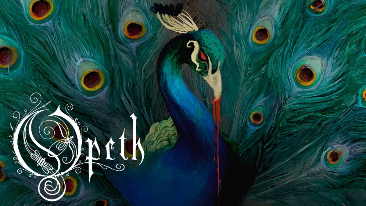 Album review - Opeth - Sorceress