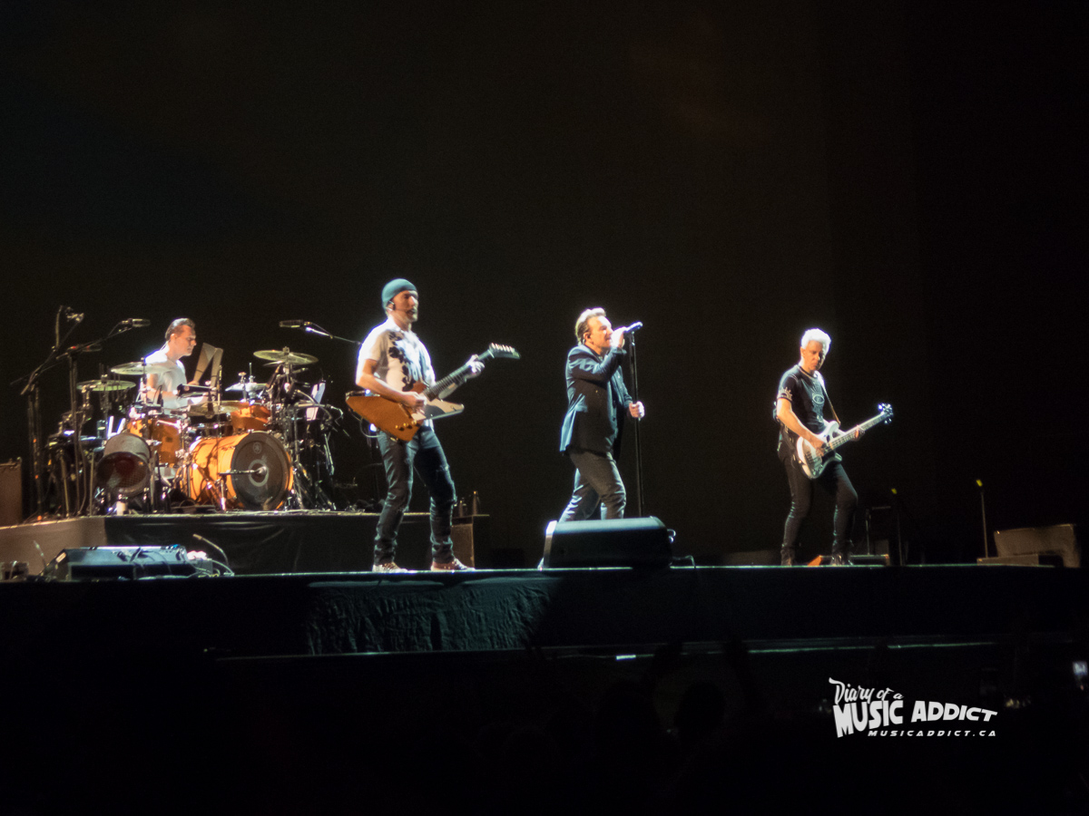 Photo gallery: U2 - Rogers Centre, Toronto - June 23rd 2017