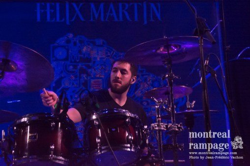 Felix Martin - Corona Theatre - April 19, 2018 (Photo by Jean-Frédéric Vachon)