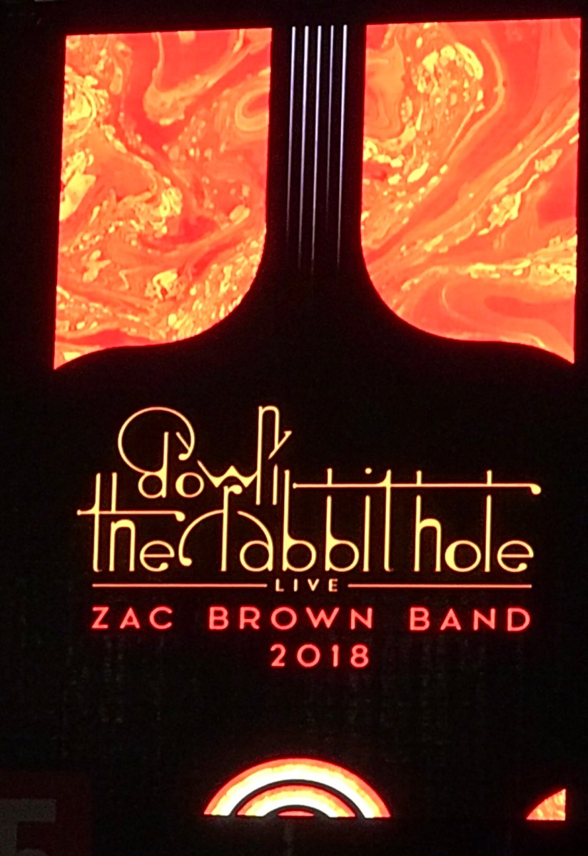 Concert review: Zac Brown Band - Rogers Centre, Toronto - July 13th 2018
