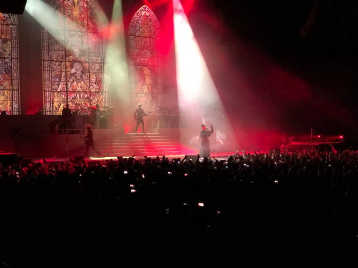 Ghost - Place Bell, Laval - December 7 2018