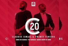 Cláudio Ismael & Twenty Fingers - Amor Em Chama