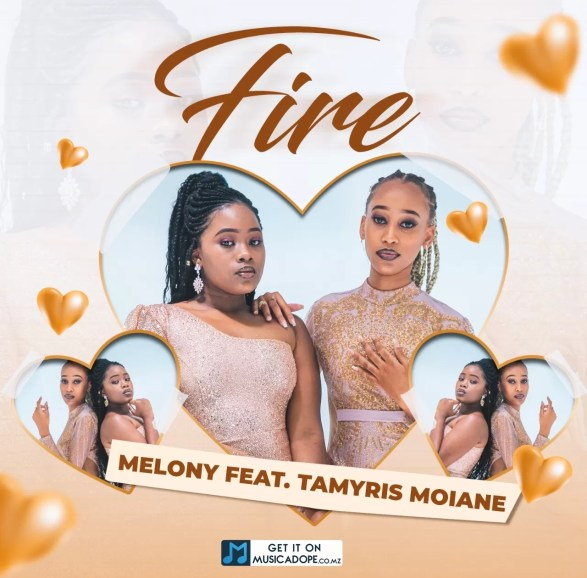 Melony - Fire (feat. Tamyres Moiane)