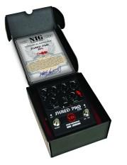 Embalagem de luxo, o pedal acomopanha certificado de autenticidade